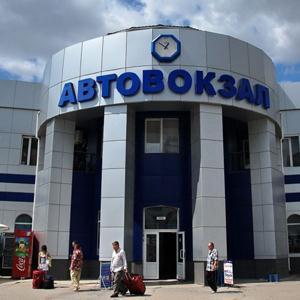 Автовокзалы Спасск-Дального