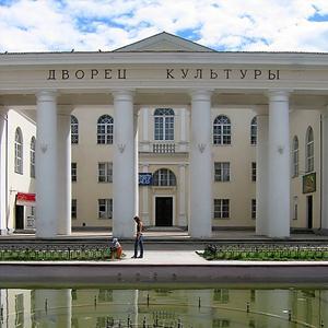 Дворцы и дома культуры Спасск-Дального