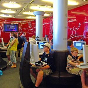 Интернет-кафе Спасск-Дального