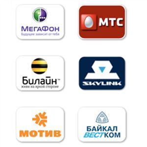 Операторы сотовой связи Спасск-Дального
