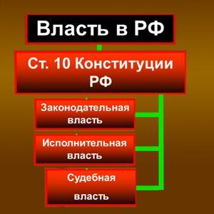 Органы власти Спасск-Дального