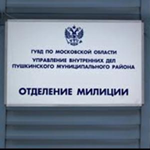 Отделения полиции Спасск-Дального
