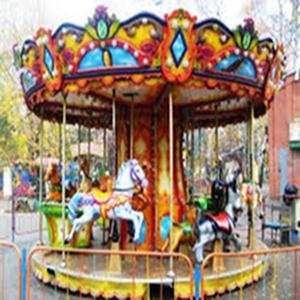 Парки культуры и отдыха Спасск-Дального