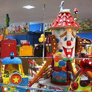 Развлекательные центры Спасск-Дального