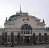 Железнодорожные вокзалы в Спасск-Дальнем