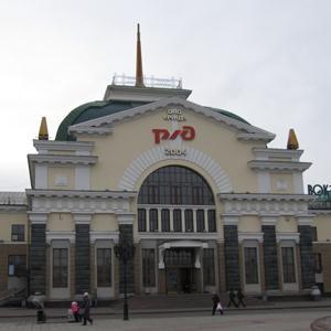 Железнодорожные вокзалы Спасск-Дального